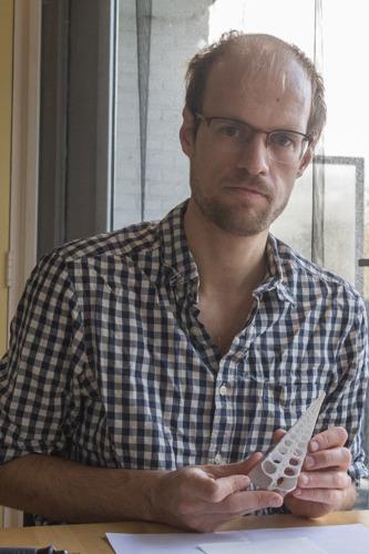 VUB geoloog Niels de Winter laureaat EOS Pipet 2021