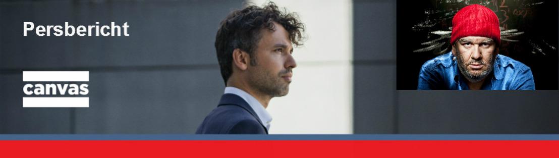 Thomas Vanderveken ontvangt Wim Opbrouck in Alleen Elvis blijft bestaan