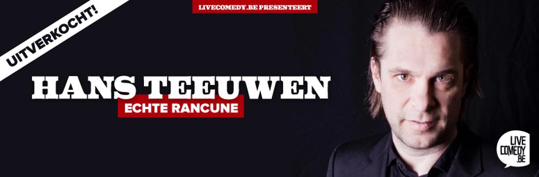 Hans Teeuwen nog steeds koning in België (en Nederland)