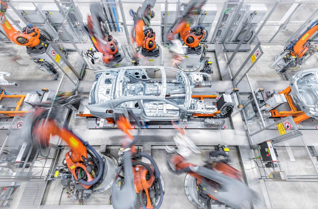 AudiStream: Virtuele reis door de wereld van productie bij Audi in Ingolstadt
