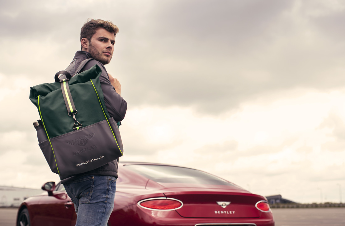 MATCH YOUR RACE TRACK HEROES WITH THE NEW BENTLEY MOTORSPORT COLLECTION