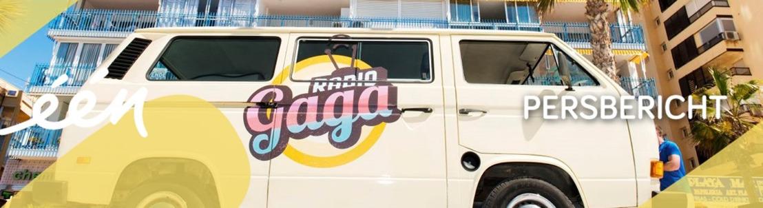 Radio Gaga op Eén: ontroerende verhalen en bijzondere gasten