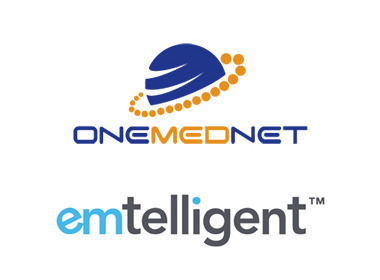 OneMedNet and emtelligent Form Synergistic Partnership to Unlock the Value in Medicine's Big Data