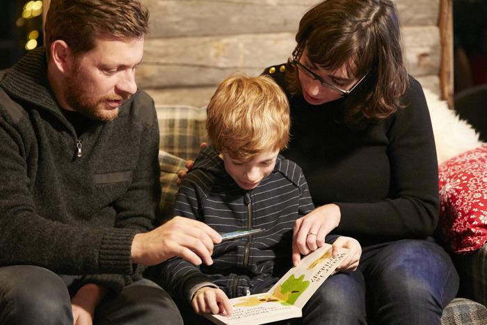 Huawei lanceert StorySign-app die dove kinderen leert lezen