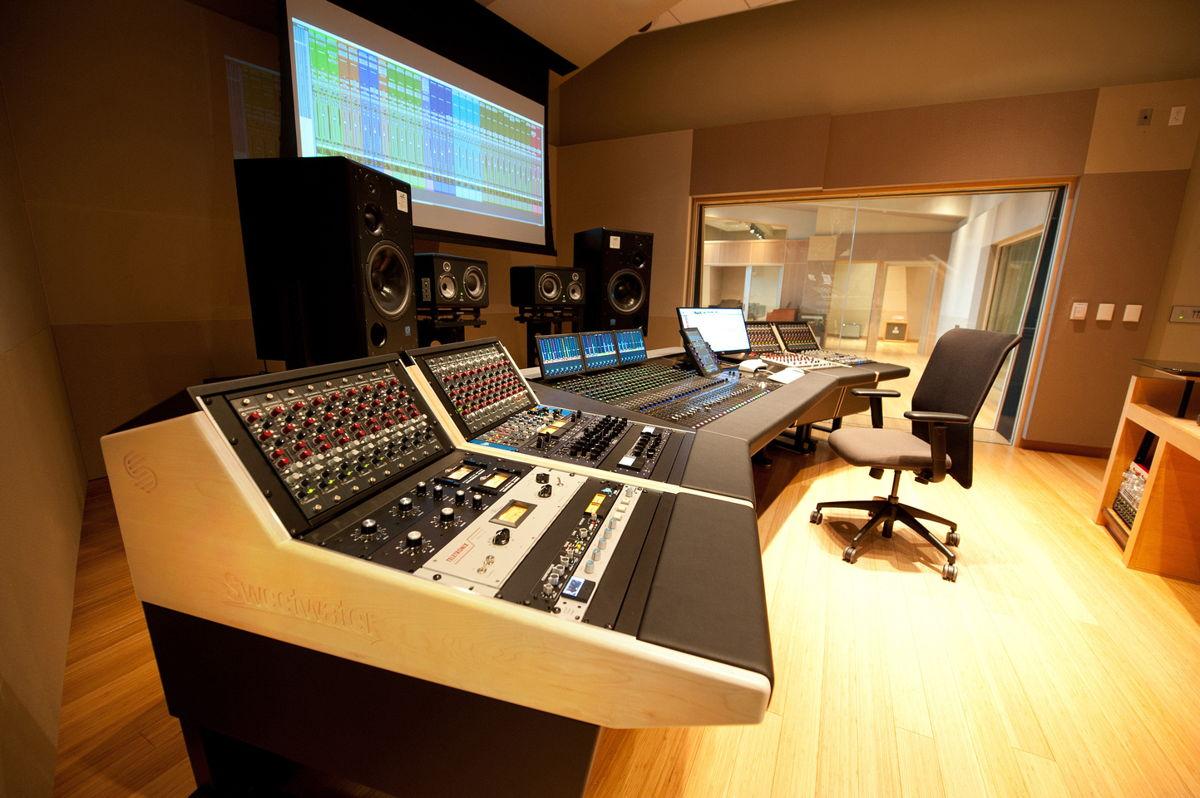 Sweetwater Studios' Studio A