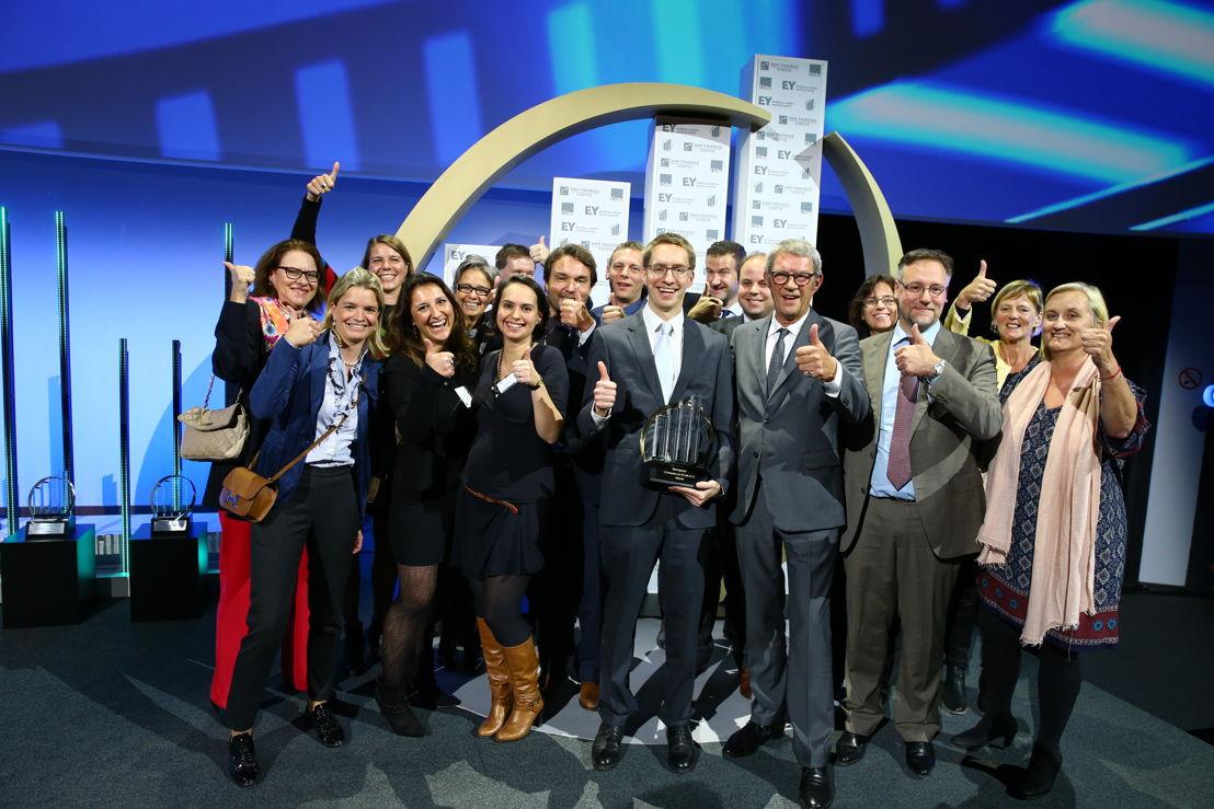 Team Daoust, 'L'Entreprise de l'Année®' 2016 (c)Frederic Blaise