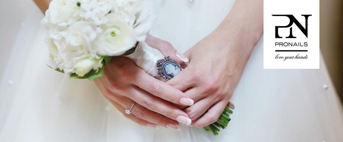 ProNails verwent bruidjes met de perfecte manicure