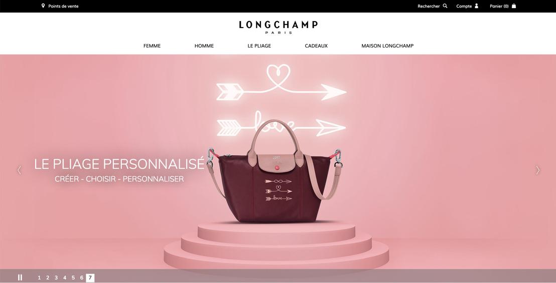 Longchamp réinvente son expérience e-commerce avec Emakina