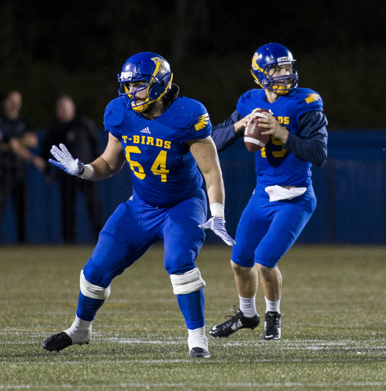 No. 14 OL Dakoda Shepley UBC (Photo Credit: UBC)