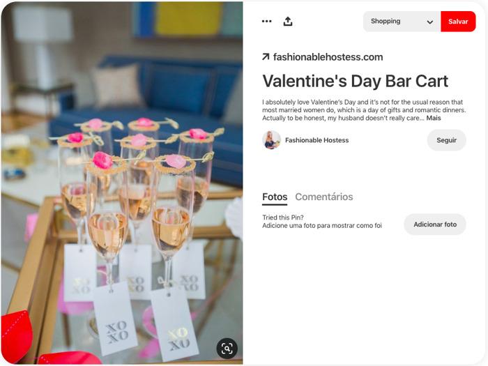 12 ideias do Pinterest para celebrar o Dia dos Namorados com as suas amigas