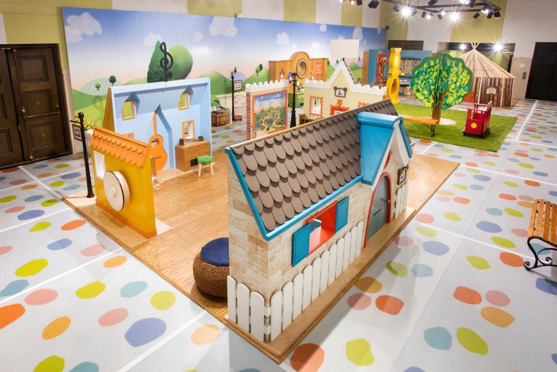 Daniel Tiger's Neighborhood: A Grr-ific Exhibit (Credit: Children's Museum of Pittsburgh)