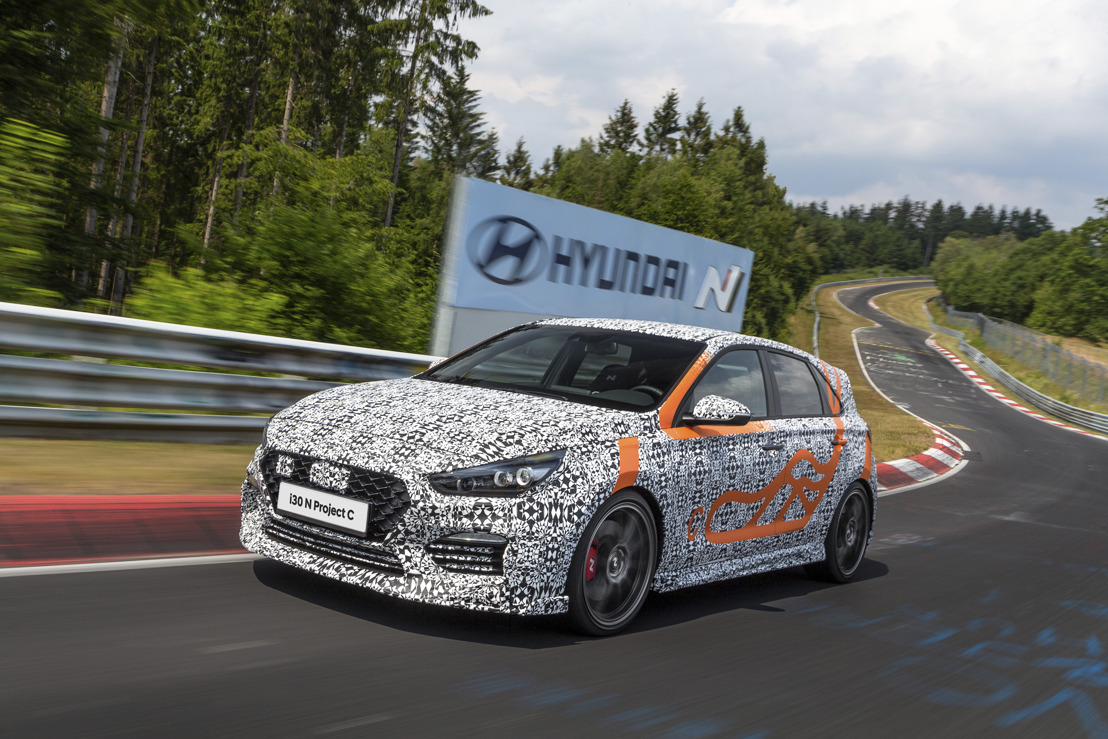 Hyundai kündigt den i30 N Project C in limitierter Auflage an