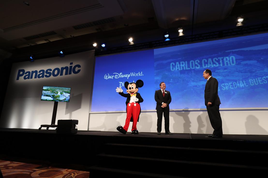 CES 2017: Panasonic consolida una alianza con Walt Disney World Resort y Disneyland Resort