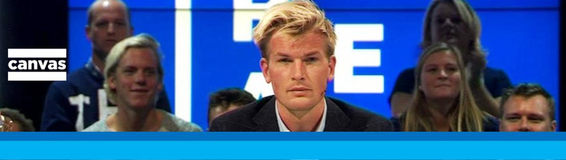 Ruben Van Gucht ontvangt Eddy Planckaert en Jan Janssen in Extra Time Koers