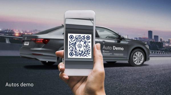 Preview: Volkswagen presenta su estrategia QR Code en pro de la innovación y el medio ambiente