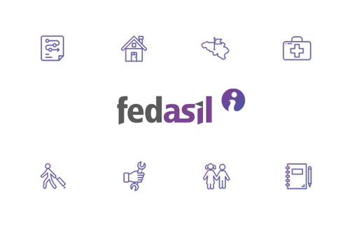 Press release | Fedasil launches website for asylum seekers
