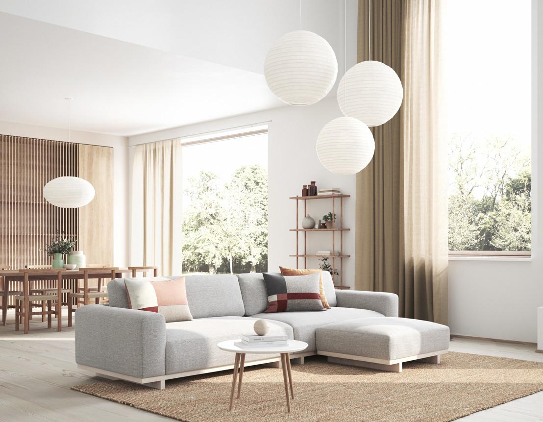 Scandinavisch minimalisme meets Oosterse warmte