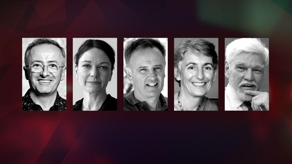 Andrew Denton, Karen Hitchcock, Ralph McConaghy, Ana Lamaro & Rodney Syme