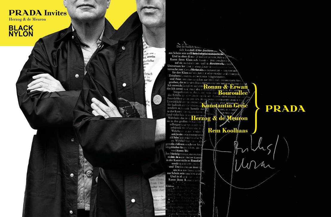 PRADA PRESENTA 'PRADA INVITES', SU CAMPAÑA PUBLICITARIA PARA FALL/WINTER 2018