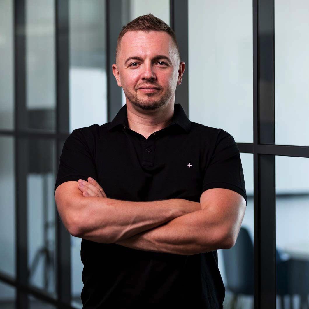 Oleg Krot, managing partner of WePlay Esports. Photo: WePlay Esports
