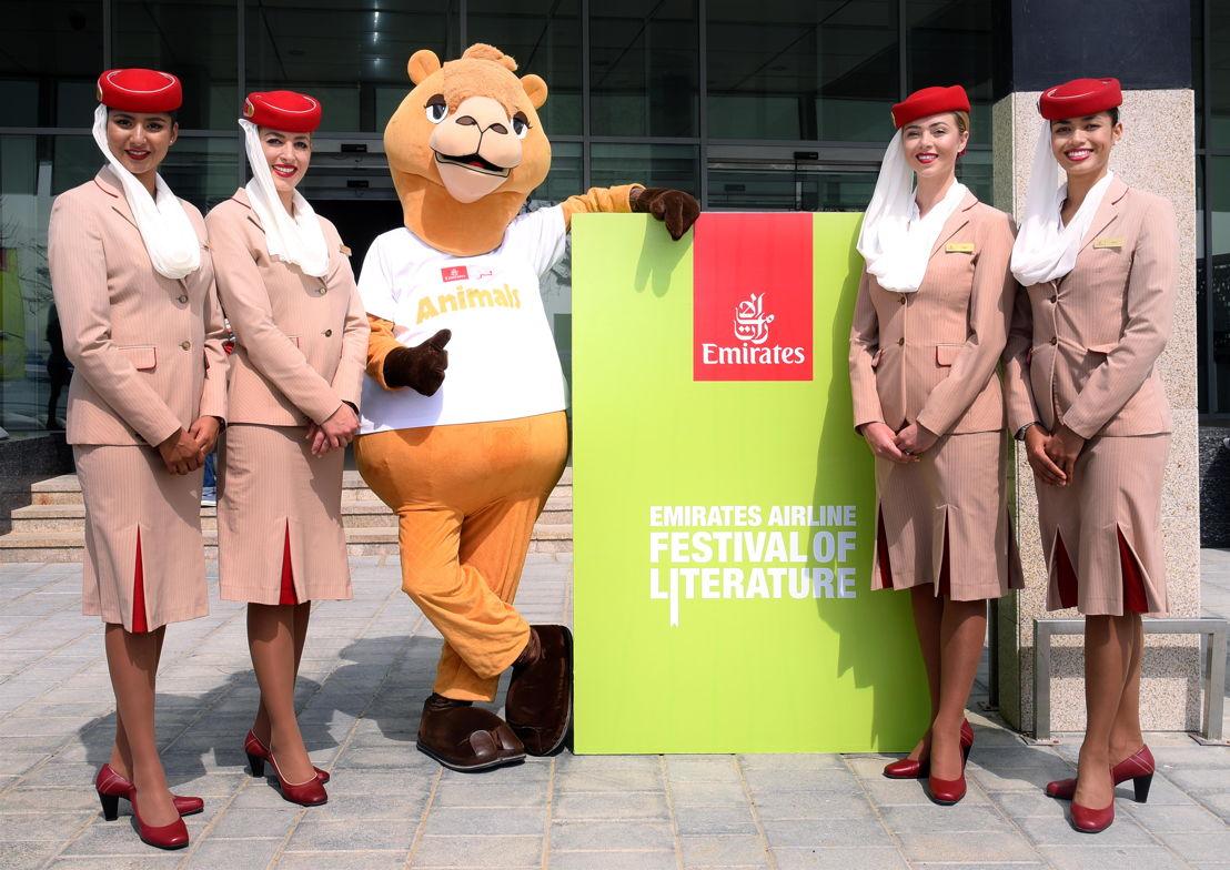 Emirates Celebrates 10 years of the Emirates Airline Festival of Literature