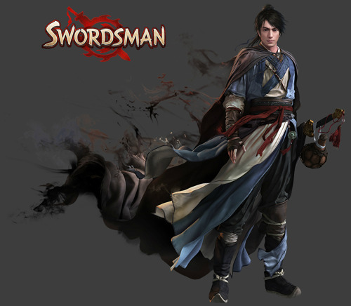 Началось ЗБТ файтинг-MMORPG Swordsman