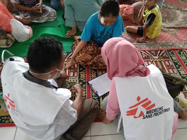 """Preview: Tsunami en Indonesia: """"En las zonas más remotas, hemos tratado a muchos heridos que no habían recibido todavía atención médica"""""""