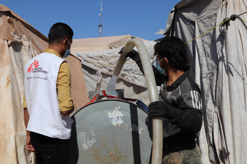 Northern Syria: Acute water crisis poses serious health risks