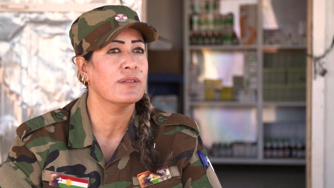 Kleine helden - Irak:  Chansa Shamdin - (c) Filip Huygens