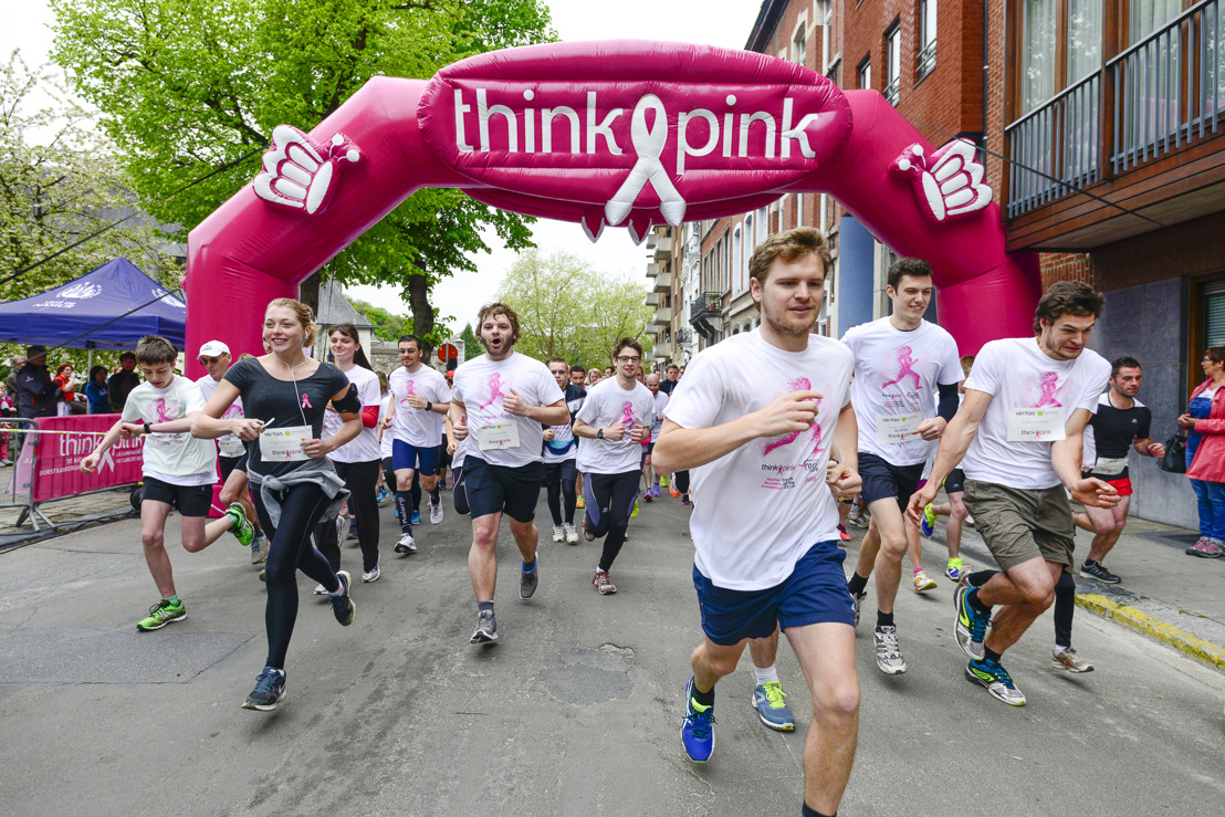 La Race for The Cure : L'événement namurois contre le cancer du sein