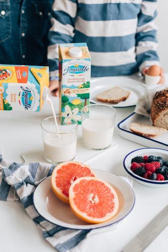 Preview: Joyvalle® lanceert nieuwe melkdranken met banaan en vanillesmaak