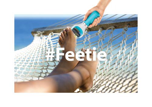 Scholl geeft met #Feetie naam aan zomerse trend