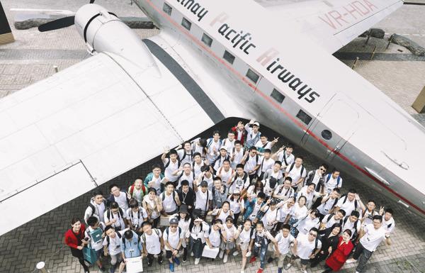 "Preview: 2019 年""让梦启航""国泰航空及国泰港龙航空 青少年航空教育项目开启招募"