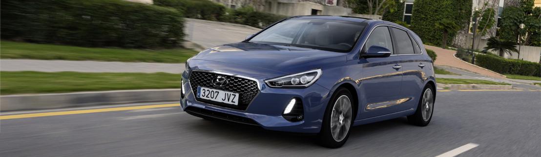 Hyundai lanceert de nieuwe i30 in aantrekkelijke lanceringsedities