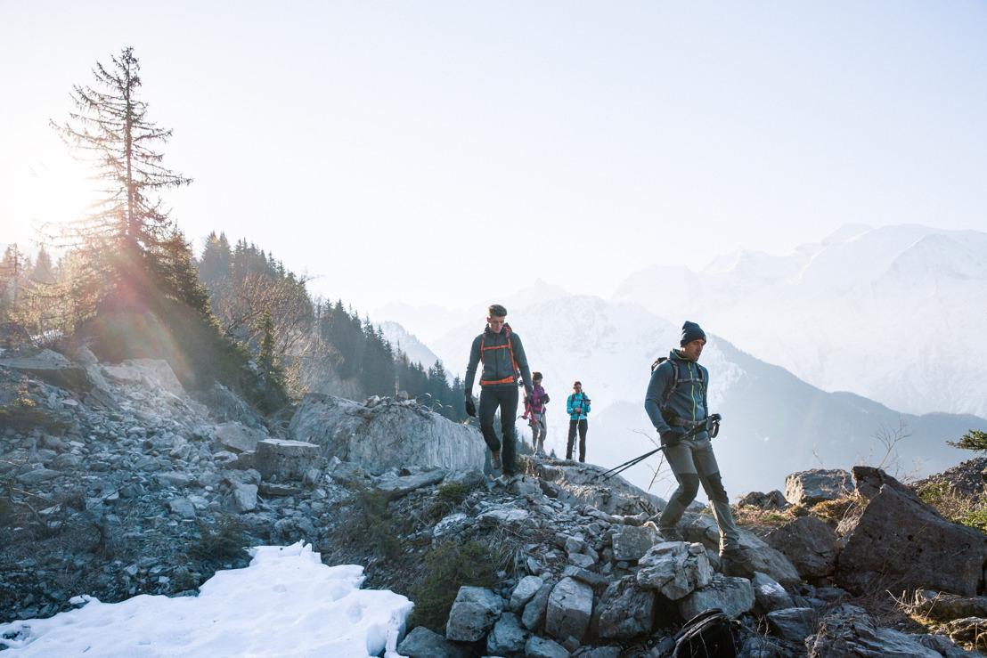 Les 4 must-haves de la randonnée hivernale par DECATHLON!