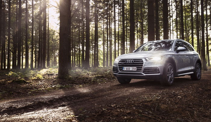 Preview: Prophets en Audi testen Business Editions in real life.