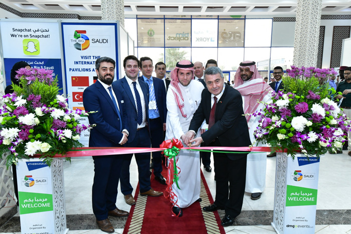 THE GLOBAL CONSTRUCTION INDUSTRY MEETS IN JEDDAH AS THE BIG 5 SAUDI 2019 RE-OPENS ITS DOORS