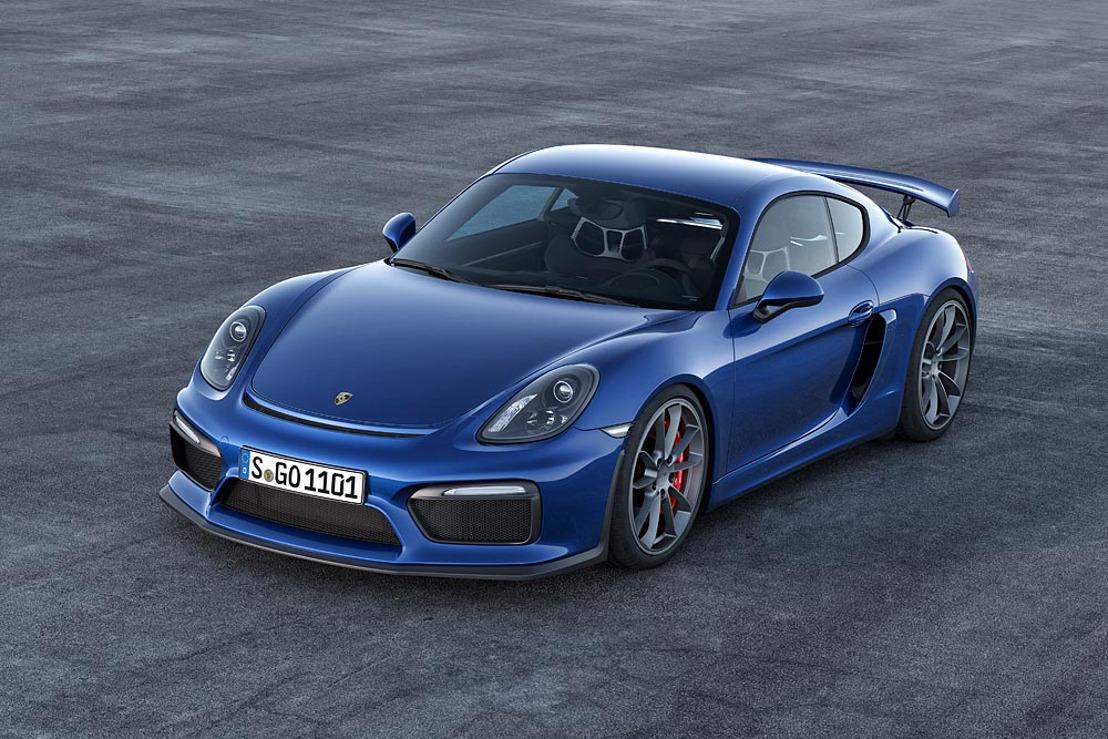 Porsche compte un nouveau membre dans sa famille GT