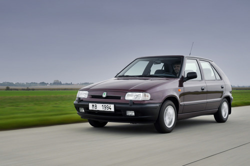 Anniversary: 25 years of the ŠKODA FELICIA