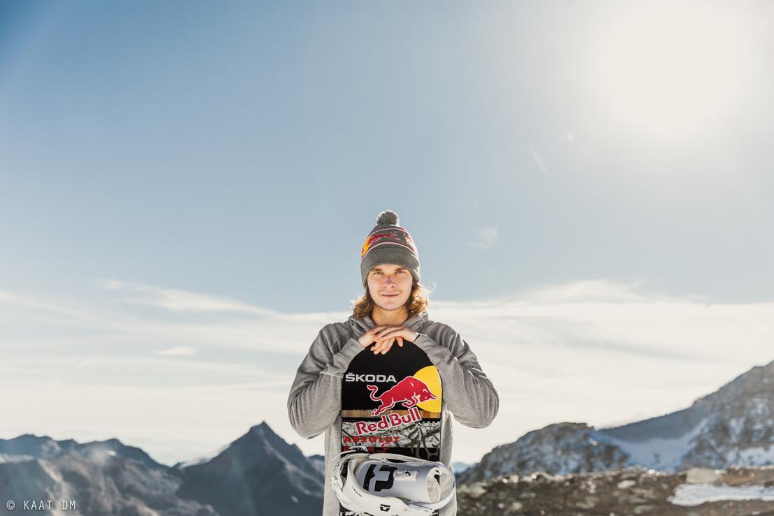 Seppe Smits en route vers son rêve olympique au volant d'une ŠKODA