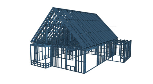 L'ossature métallique de beSteel : une méthode de construction durable et innovante