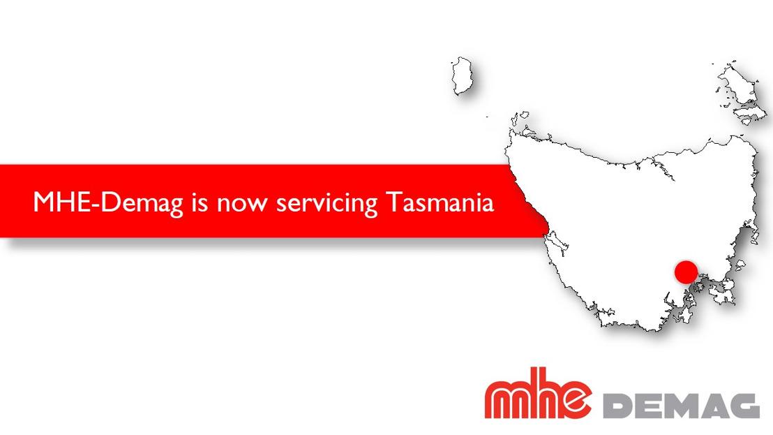 MHE-Demag Australia Establishes Presence in Tasmania