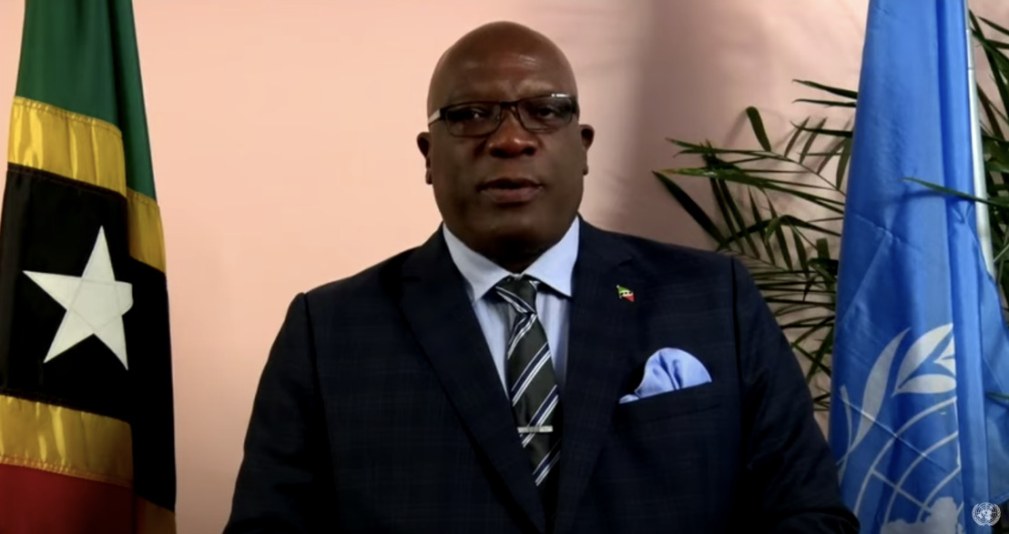 Address by Prime Minister of St. Kitts and Nevis, Dr. the Hon. Timothy Harris at the general debate of the 75th Session of the General Assembly of the UN