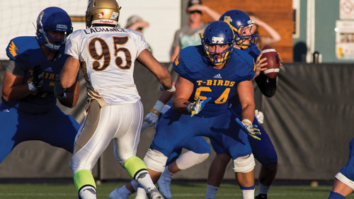 FB: UBC's Shepley named CW Alum of the Month