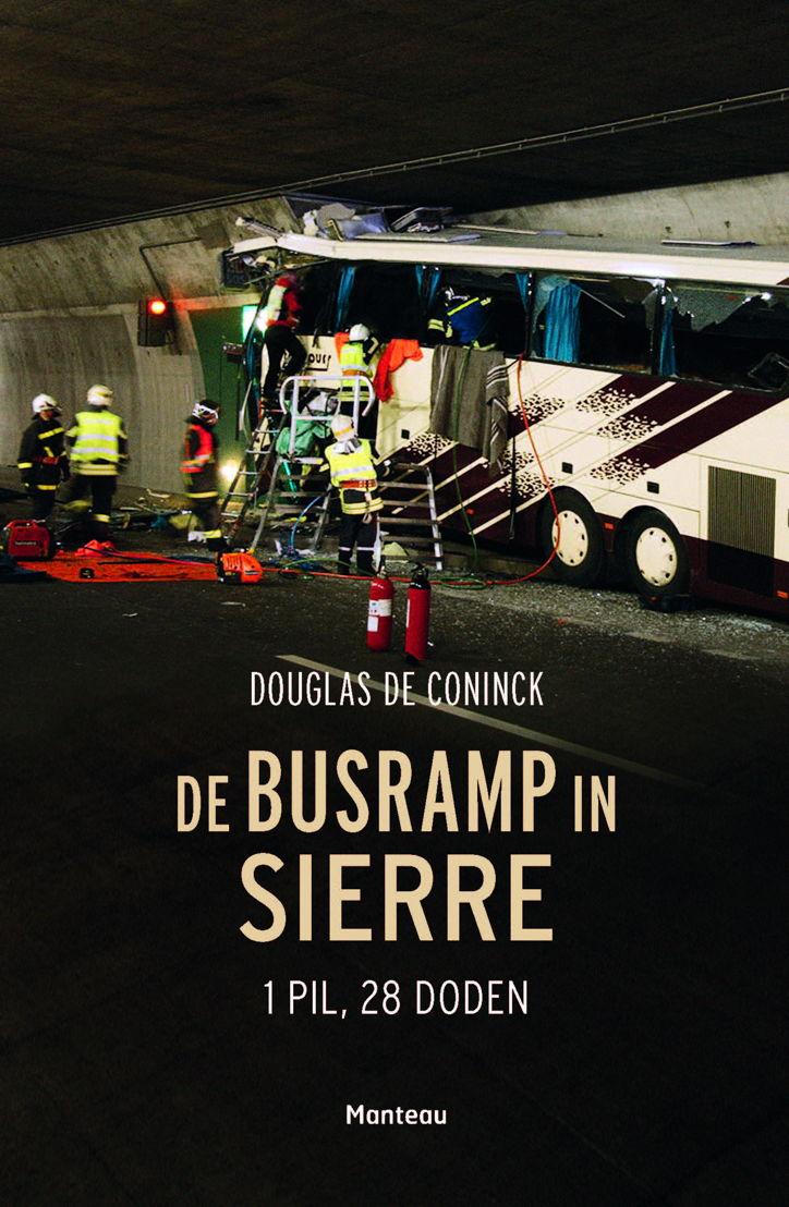 Cover 'De busramp in Sierre'