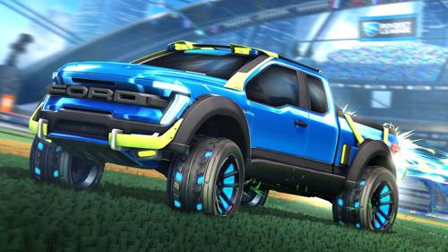Psyonix y Ford anuncian colaboración en Rocket League®