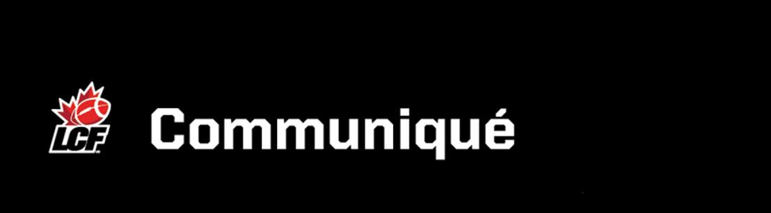 BERNIE CUSTIS REÇOIT LE PRIX DU COMMISSAIRE, PRÉSENTÉ PAR MICROSOFT