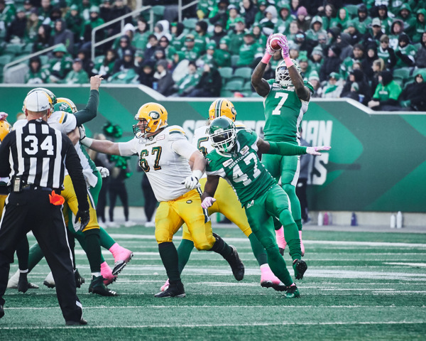 Preview: Turkey with a Side of Touchdowns: TSN Delivers Classic CFL Thanksgiving Day Moments, All Day Monday