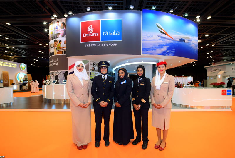 The Emirates Group is considered an employer-of-choice for many Emiratis who continue to break barriers in the aviation industry.