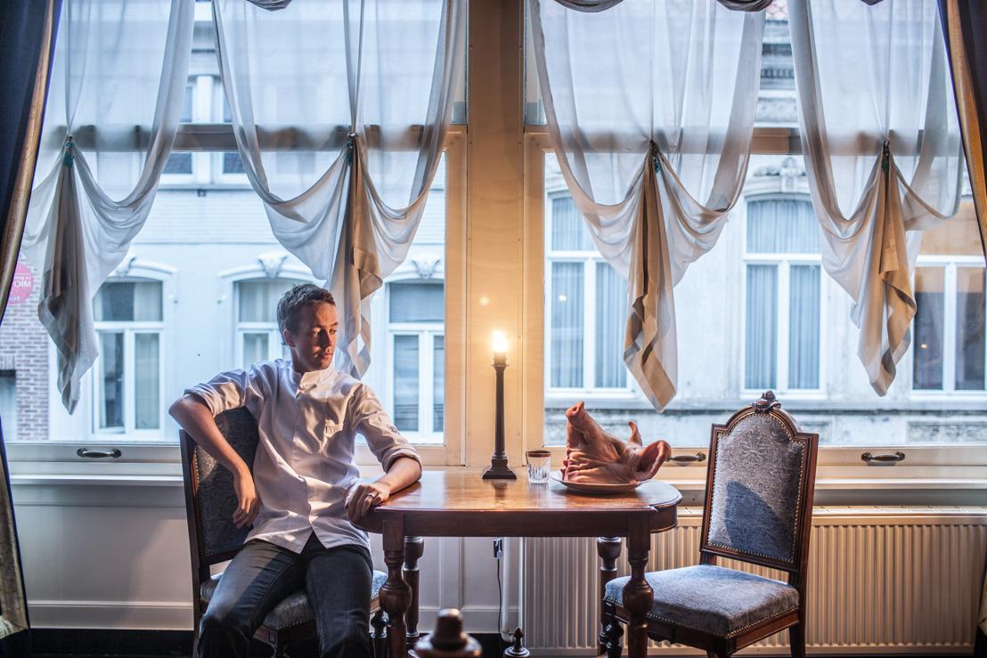 Gent is een nieuw restaurant rijker: Cochon de Luxe